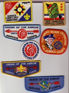 Order of the Arrow Service Corps
