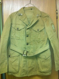 1920's Scoutmaster Jacket