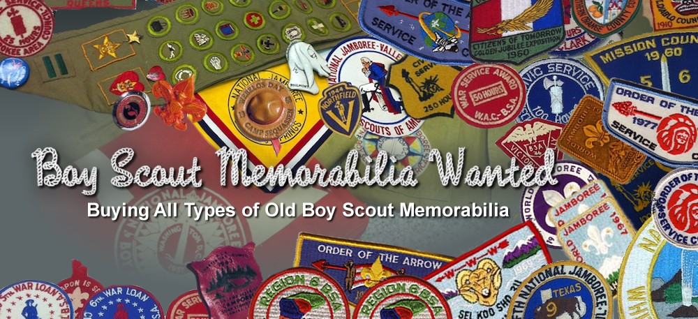 Boy Scout Wanted